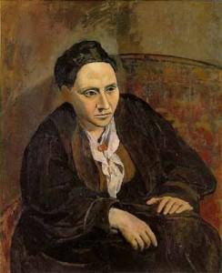 Gertrude Stein, 1905–6